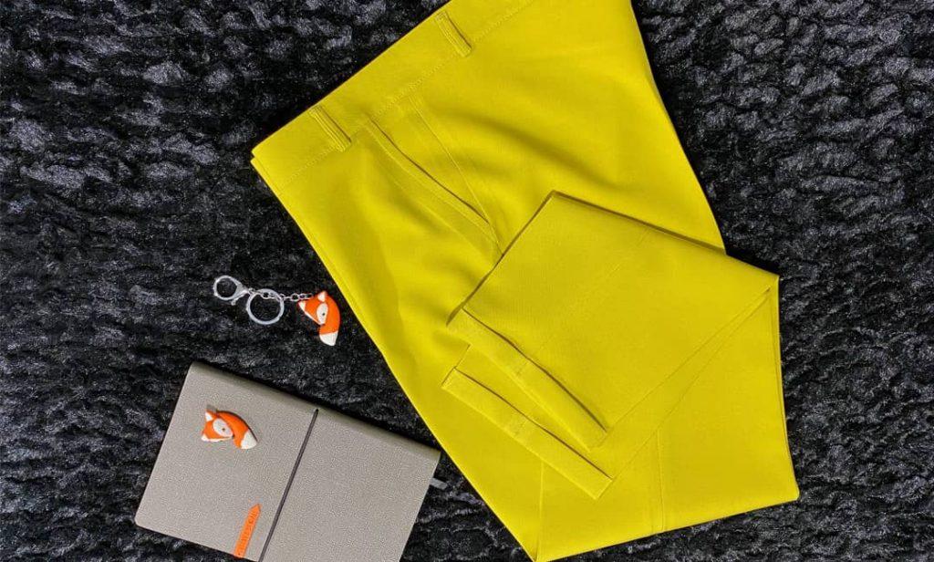پارچه شلوار زنانه مناسب و پارامترهای لازم برای انتخاب آن در فاکس