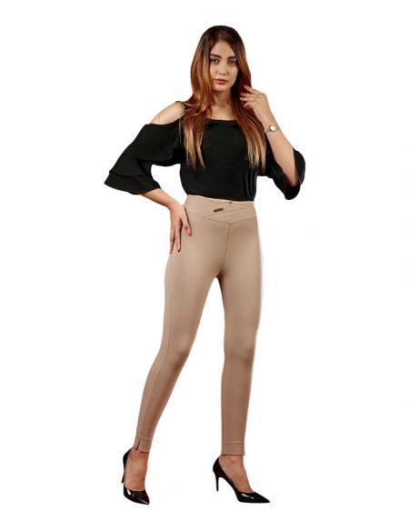 خرید لگ زنانه کمر اریب چاکدار زنانه در فروشگاه آنلاین فاکس
