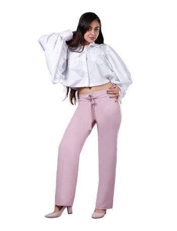 شلوار زنانه مازراتی از بالا گشاد در فروشگاه آنلاین فاکس